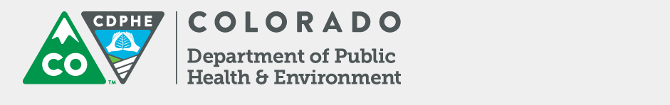 Colorado Department of Public Health and Environment